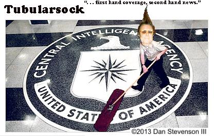 Tube heading CIA