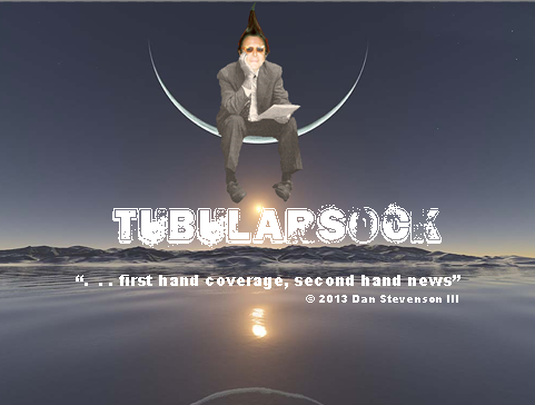 Tube on moon heading 2013
