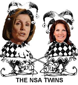 THE NSA TWINS