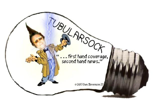 Tube bulb electode heading