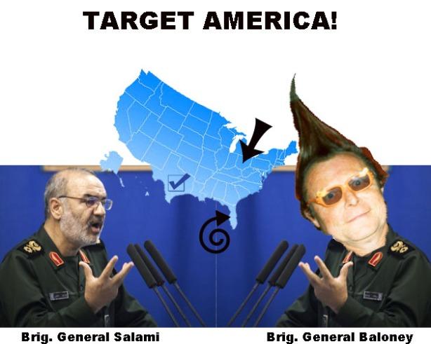 TARGET AMERICA!