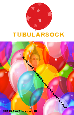 Tube heading baloons
