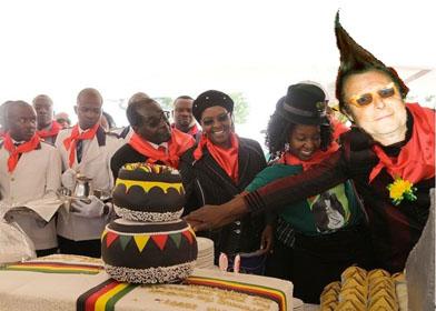 Tube Mugaba Birthday