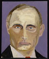 Vladimir Putin bush