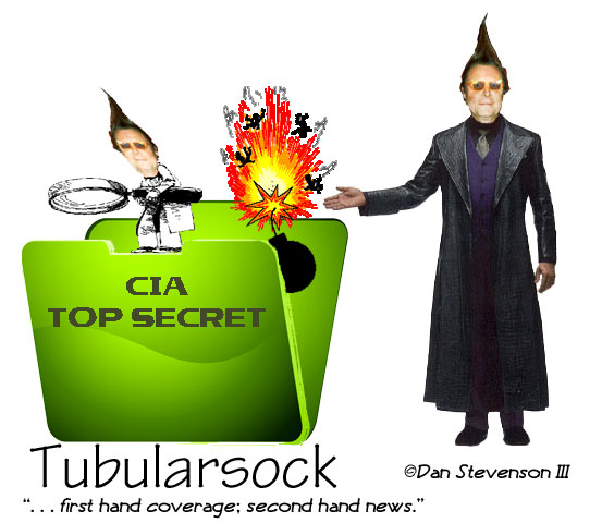 Tube CIA SECRETS heading