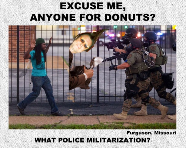Excuse Me Donuts