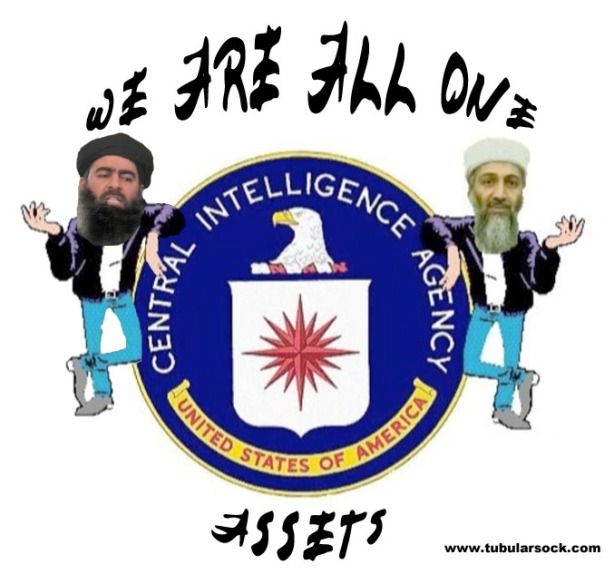 we are all one CIA