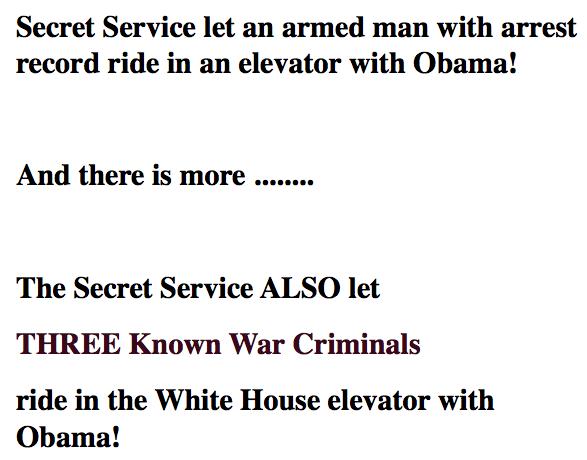 Known war criminals