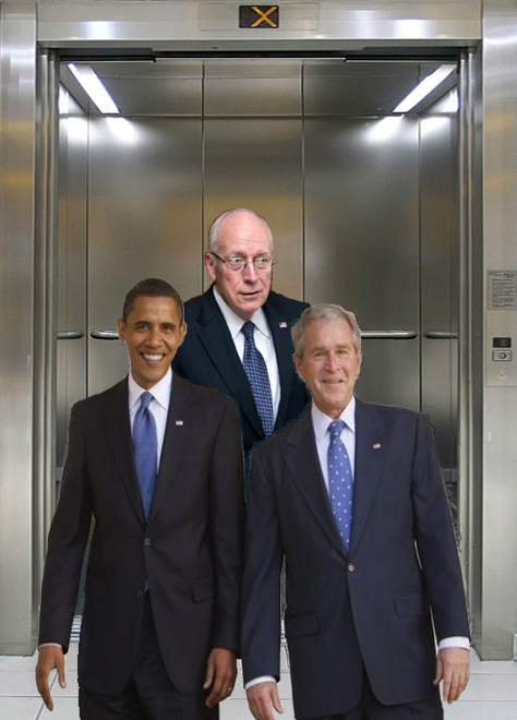 White House War Criminals