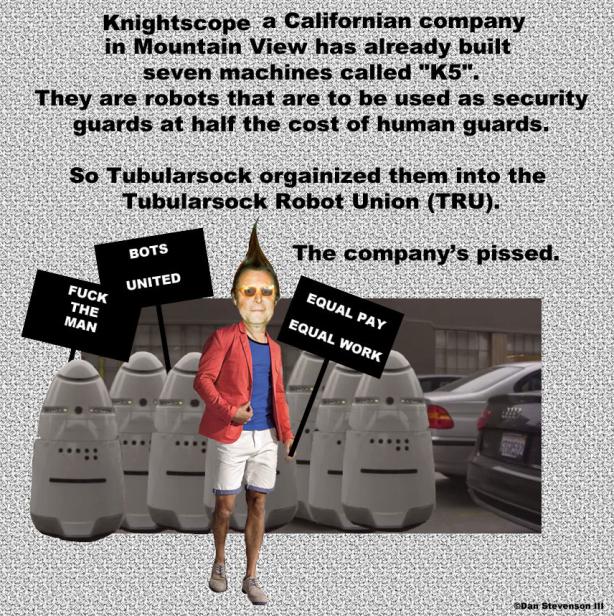 Knightscope bots