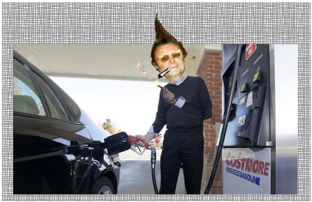 Tube gas pump