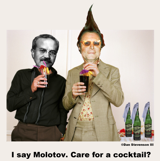 TUBE MOLOTOV