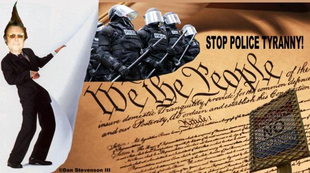 Tube Police Tyranny