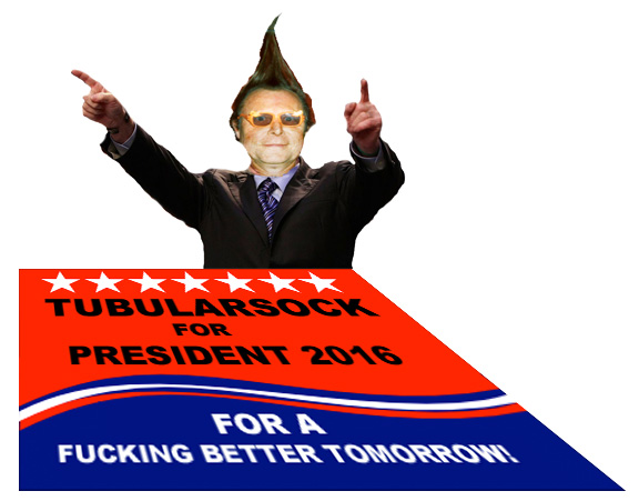 VOTE TUBE