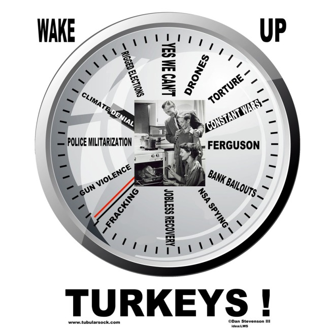 Wake Up Turkeys