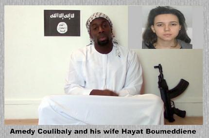 Coulibaly&Boumeddiene