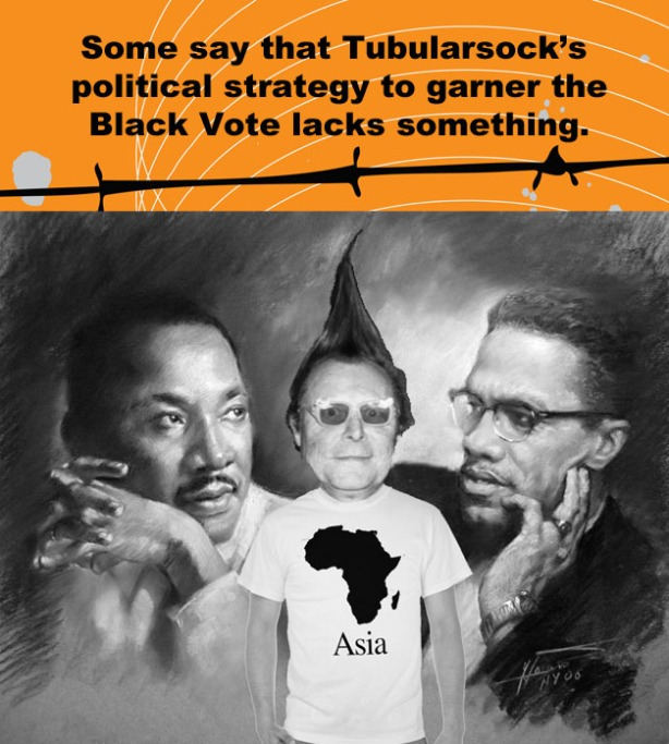 Tube black vote