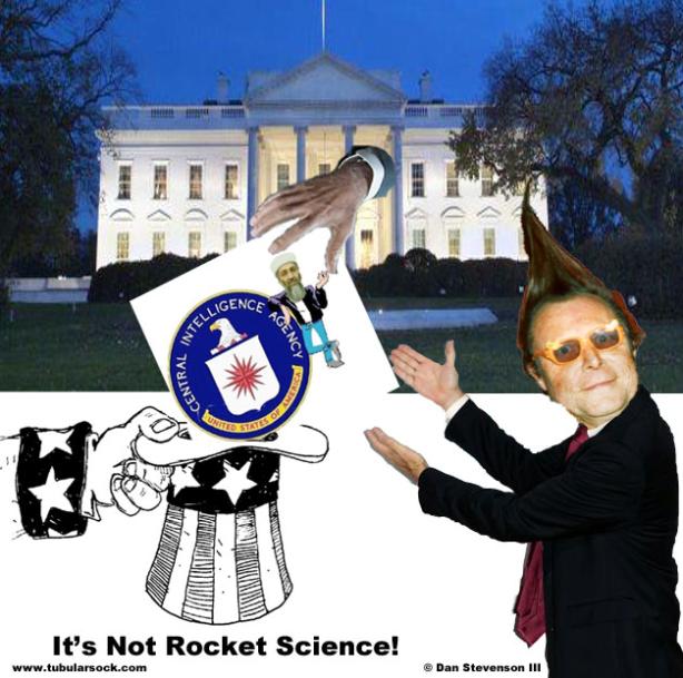 Tube science rockets