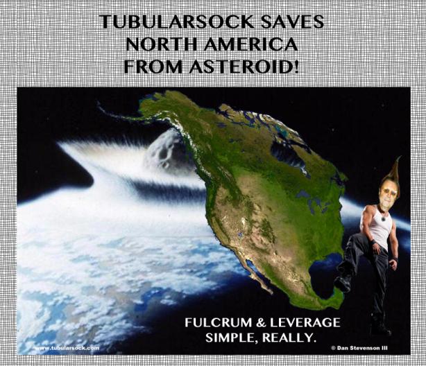 Tube Asteroid