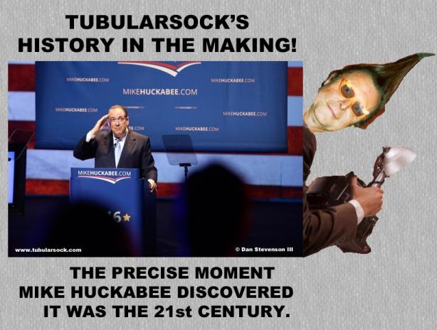 TUBE HISTORY HUCKABEE