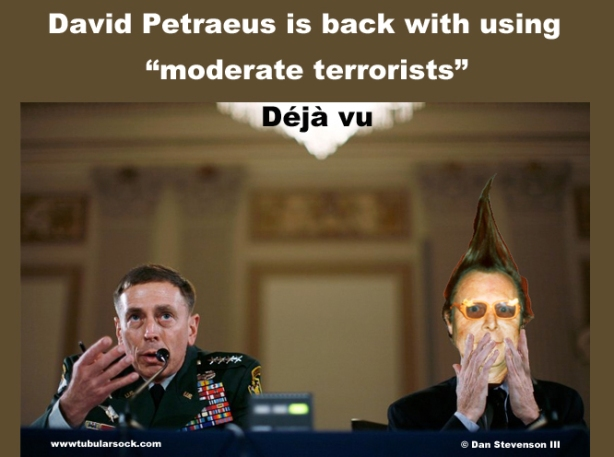Tube & Petraeus dejs vu