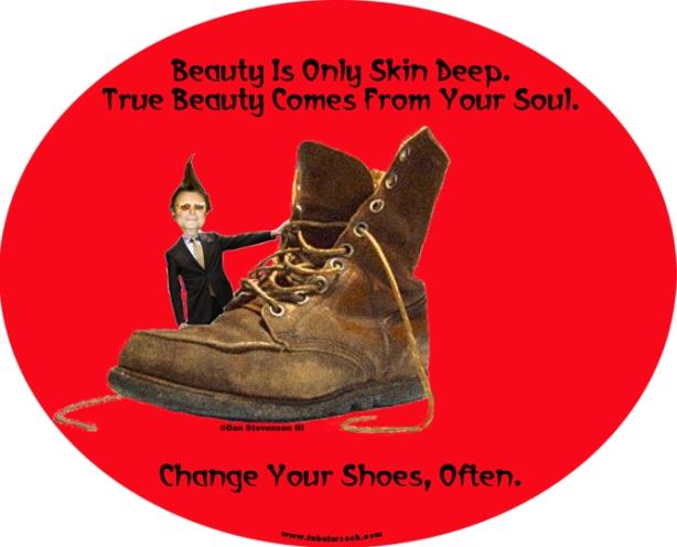 Tube soul shoe