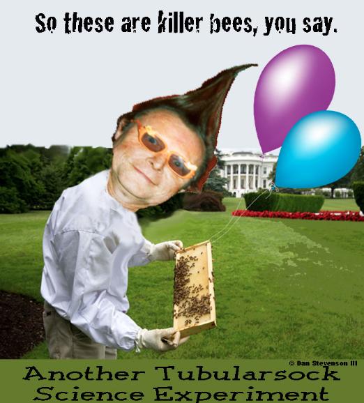 TUBE KILLER BEES