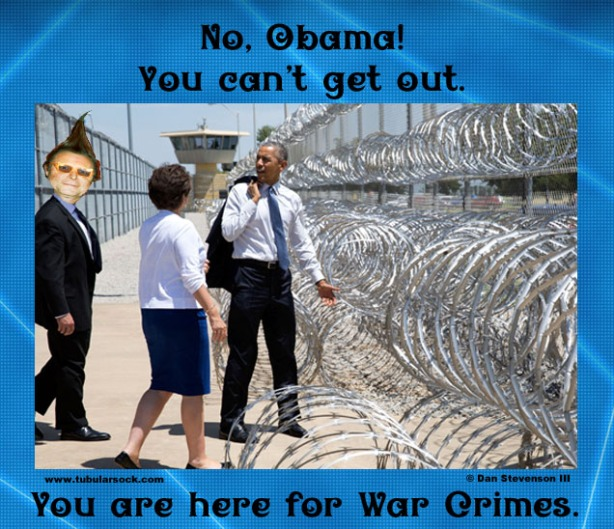 Tube obama war crimes