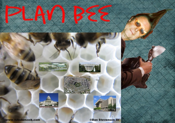 Tube Plan Bee