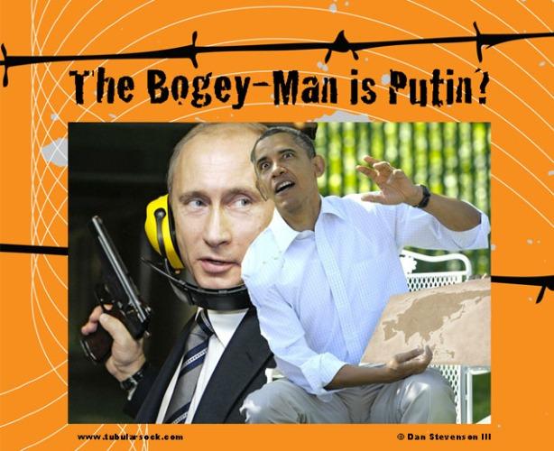 ObamaPutin Bogeyman