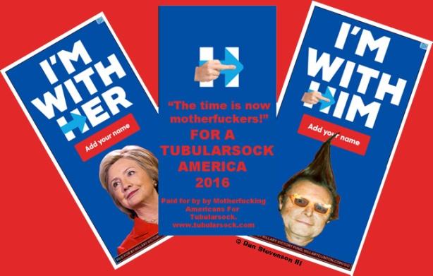 Tube political ad
