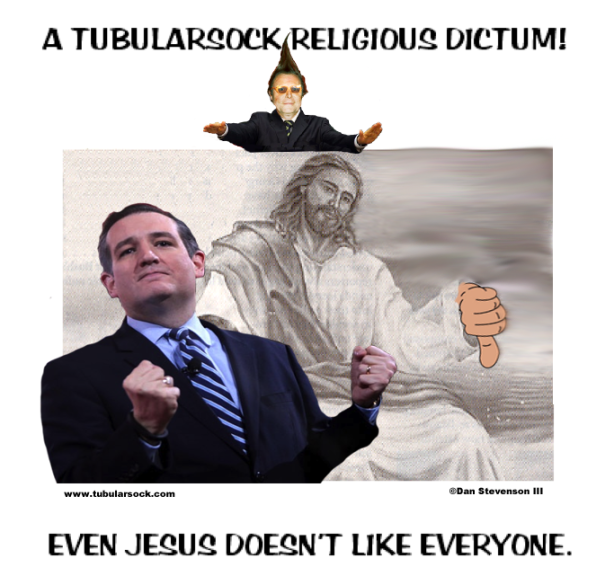 Tube Jesus Cruz