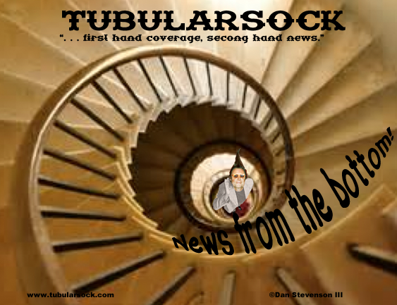 Tube heading news bottom