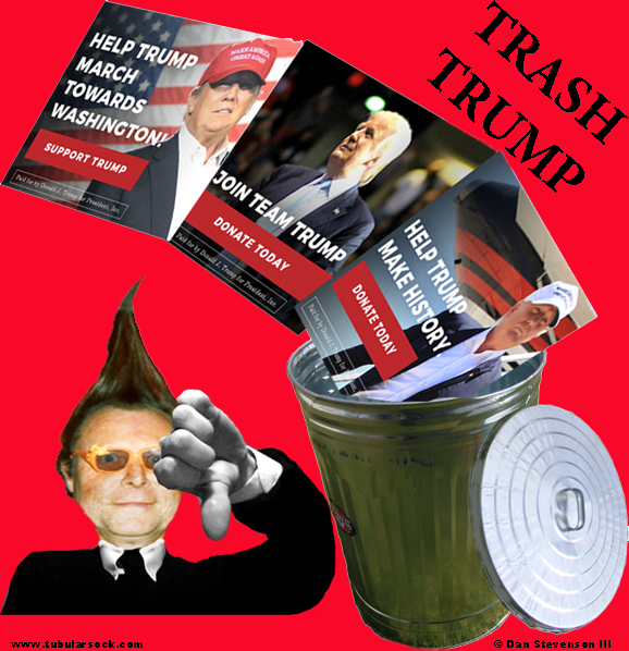 Trash Trump