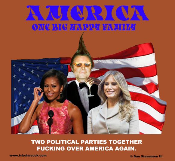 America fucked