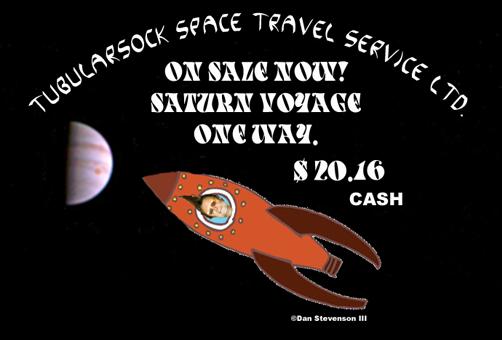 Tube Saturn Travel