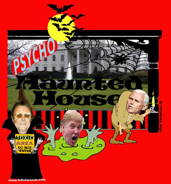 Tube Trump Psycho