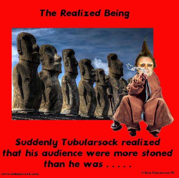 Tube stoned
