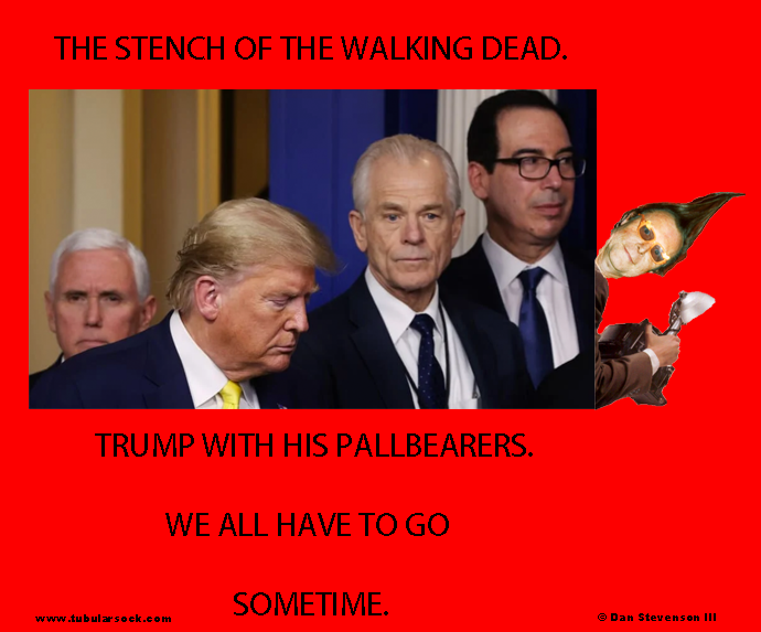 Tube Trump Pallbearers copy